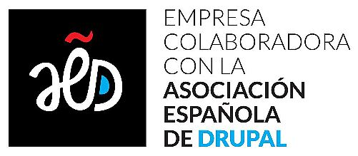 Supporting company of the Drupal Spanish Association