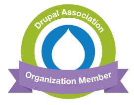 Organization Member of the Drupal Association